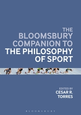 Bloomsbury Companion to the Philosophy of Sport
